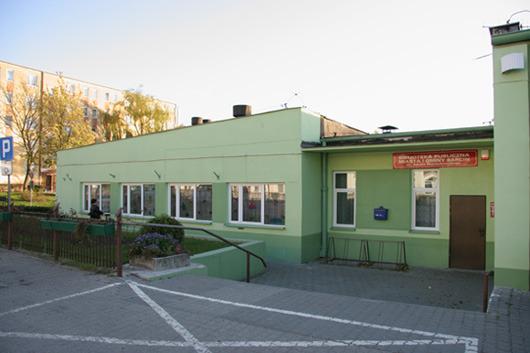 Dawny budynek BPMiGB